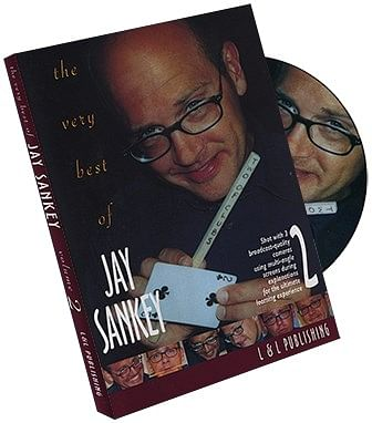 The Very Best of Jay Sankey - Volume 2 - magic
