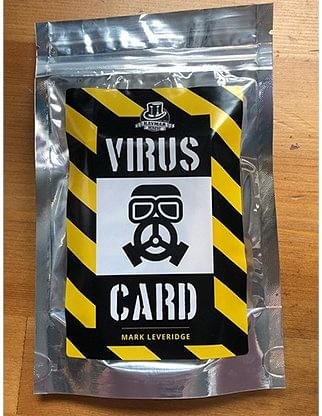 The Virus Card - magic
