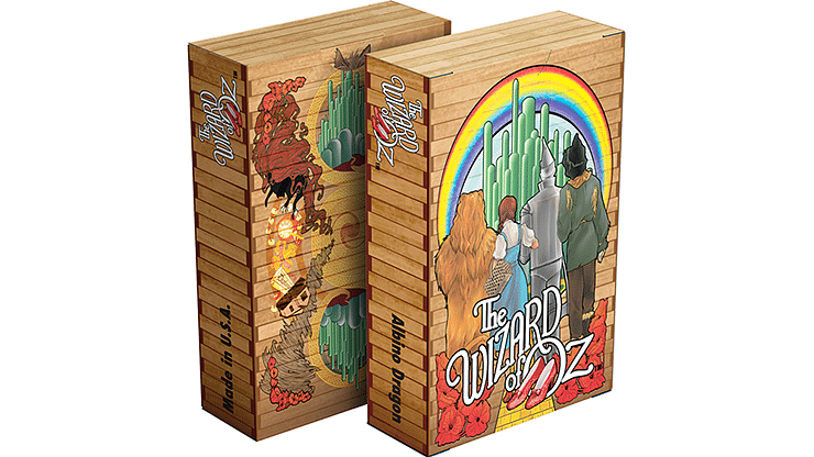 The Wizard of Oz Playing Cards - magic