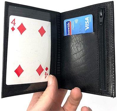 The Z-Fold Wallet