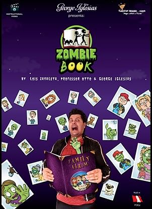 The Zombie Book - magic