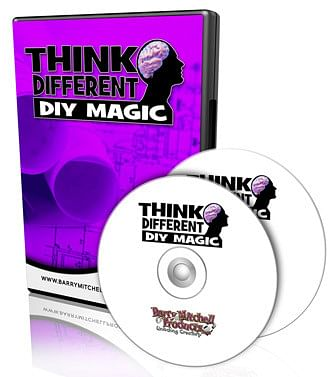 Think Different - Do It Yourself Magic - magic