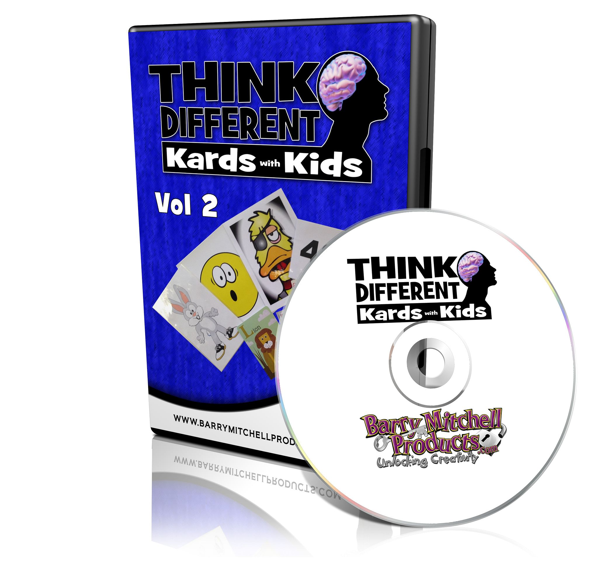 Think Different - Kards with Kids Volume Two - magic