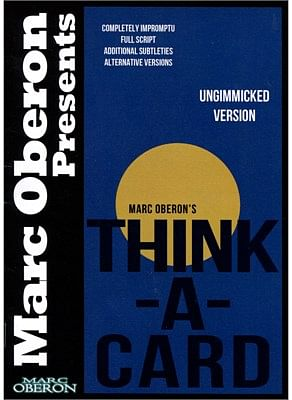 Think-a-Card - magic