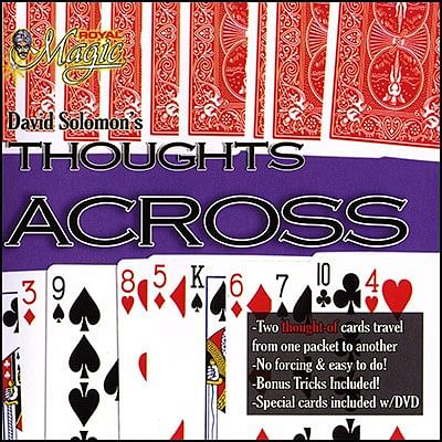 Thoughts Across - magic