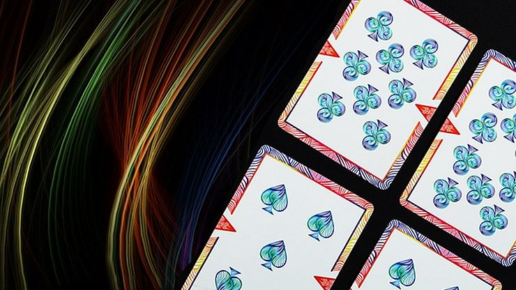 Thread Cardistry Playing Cards
