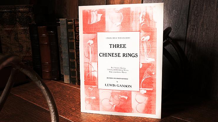 Three Chinese Rings - magic