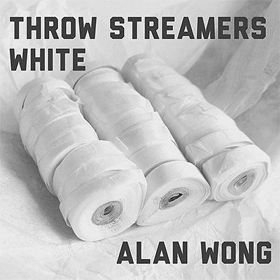Throw Streamers White (10 Pack) - magic
