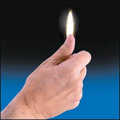 Thumb Tip Flame - magic