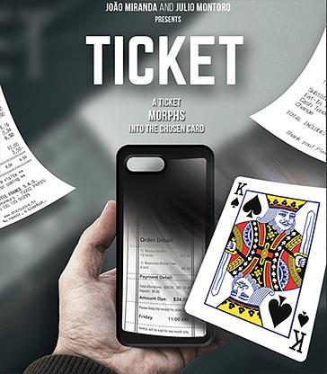Ticket - magic