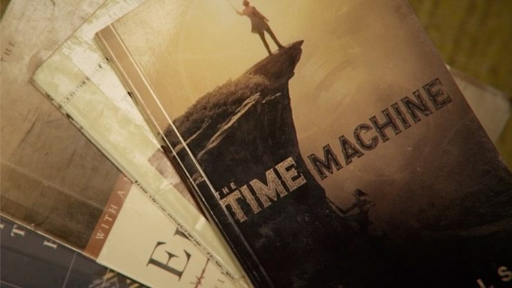 Time Machine Book Test