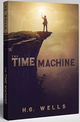 Time Machine Book Test - magic