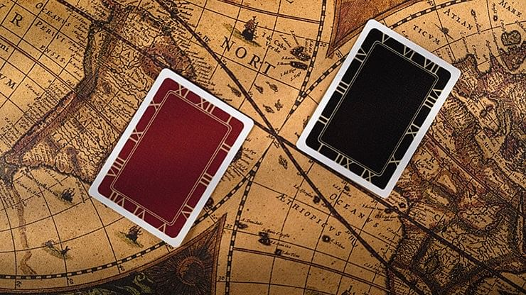 TIME Playing Cards (Deluxe Set)