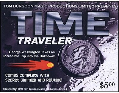 Time Traveler - magic