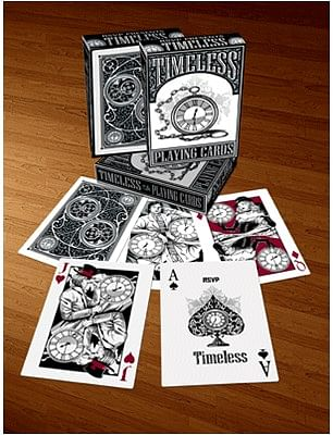 Timeless Playing Cards - magic