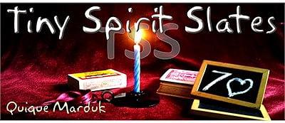 Tiny Spirit Slates - magic