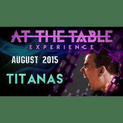 Titanas Live Lecture - magic