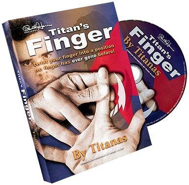 Titan's Finger