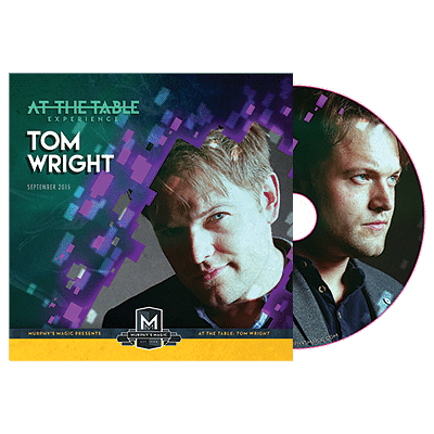 Tom Wright Live Lecture DVD - magic