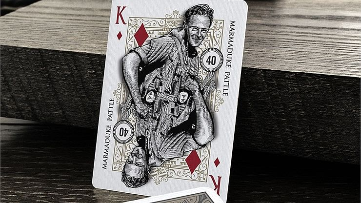 TOP ACES of WWII  Playing Cards