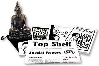 Top Shelf - magic