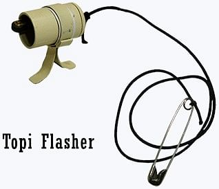 Topi Flasher - magic