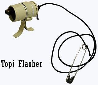 Topi Flasher - magic