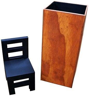 Topsy Turvy Chair - magic