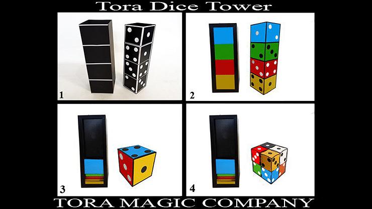 Tora Dice Tower - magic