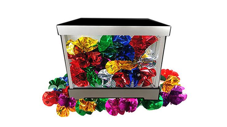 Tora Glassy Box - magic