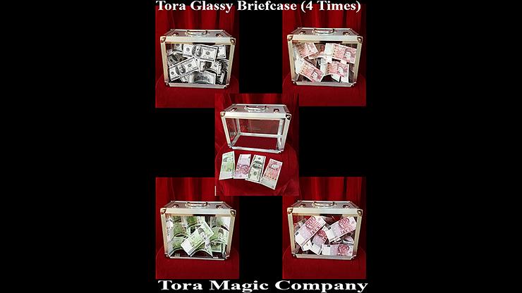 Glassy Briefcase - magic