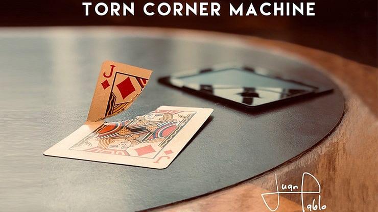 Torn Corner Machine - magic