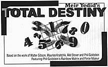 Total Destiny trick - Meir Yedid - magic