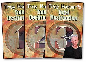 Total Destruction - Troy Hooser - Vanishing Inc. Magic shop