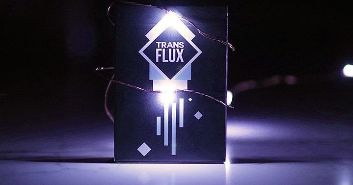 Transflux Playing Cards - magic