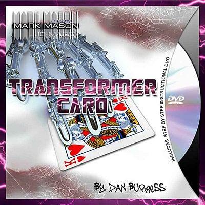 Transformer Card - magic