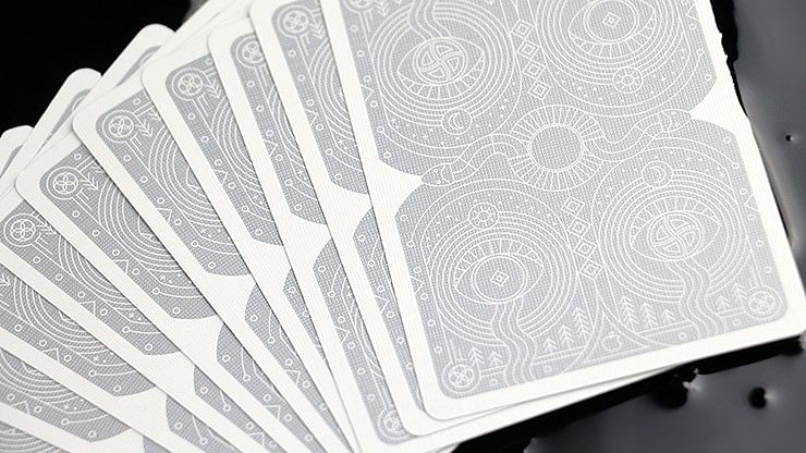 Transhumanism Playing Cards