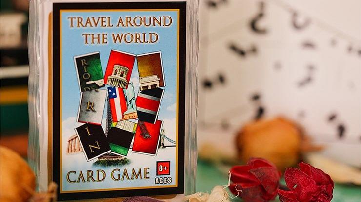 Travel Around the World - magic