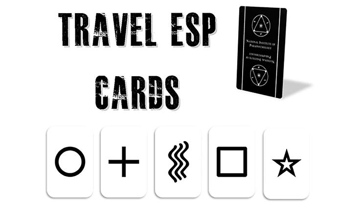 Travel ESP Cards - magic
