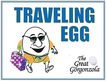 Traveling Egg - magic