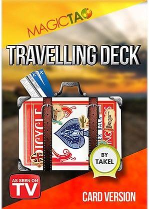 Travelling Deck Card - magic