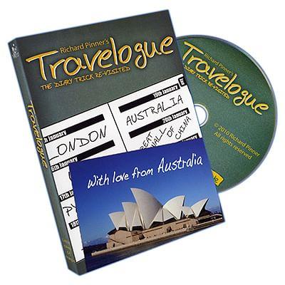 Travelogue - magic