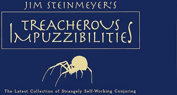 Treacherous Impuzzibilities - magic
