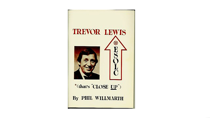 "Trevor Lewis Escolc ""That's Close Up"" - magic"