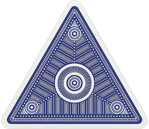 Triangle Playing Cards