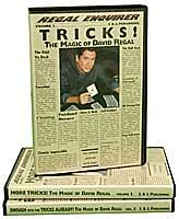 Tricks Volumes 1 - 3 - magic