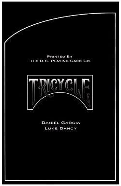 Tricycle Card Box - magic