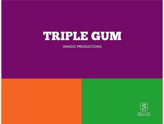 TRIPLE GUM - magic