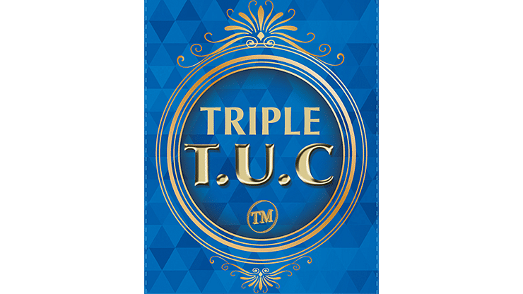 Triple TUC (Walking Liberty Half Dollar) - magic