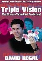 Triple Vision trick - David Regal - magic